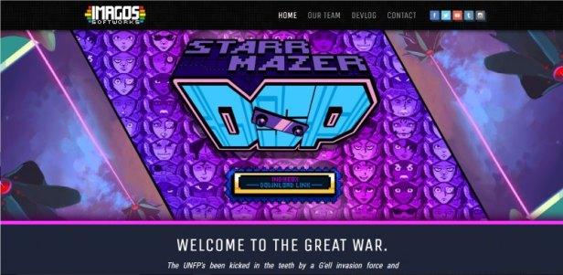 StarrMazer DSP Web Page