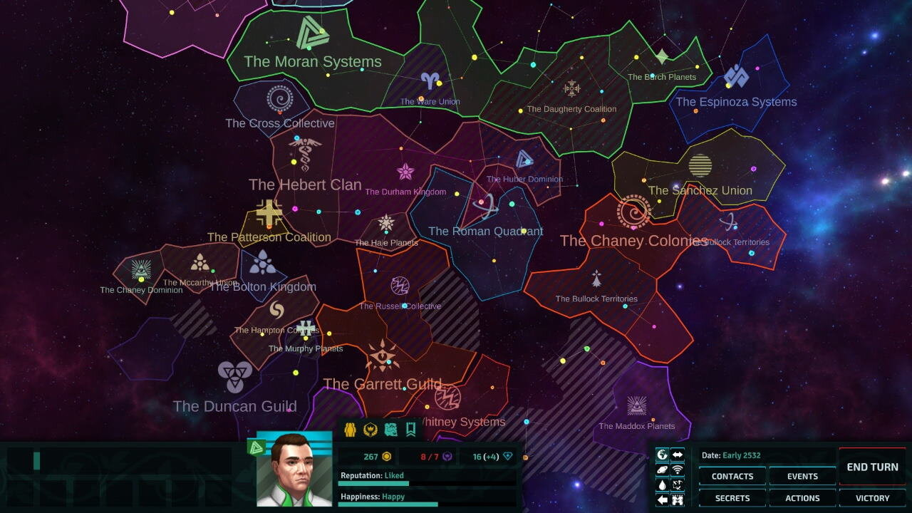 Star Dynasties is a Game About Space Politics. FREE Demo Out Now — FRAGS OF  WAR